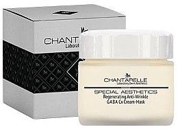 Духи, Парфюмерия, косметика Восстанавливающая крем-маска против морщин для всех типов кожи - Chantarelle Special Aesthetics Regenerating Anti-Wrinkle Gaba Cx Cream-Mask