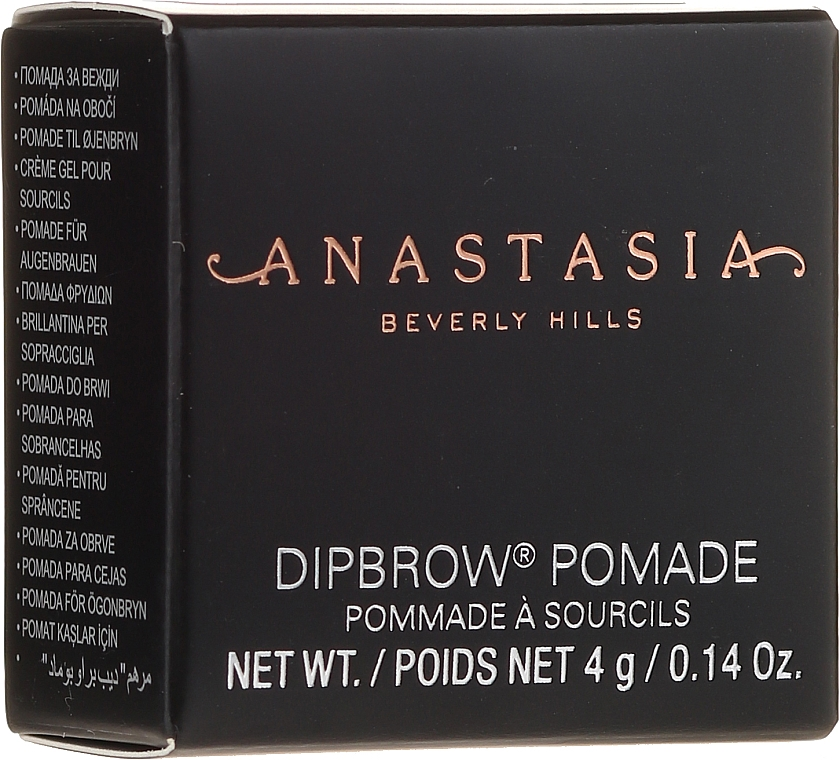 Помада для бровей - Anastasia Beverly Hills Dipbrow Pomade