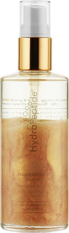 Масло для тела с мерцающими частицами - HydroPeptide Nourishing Glow