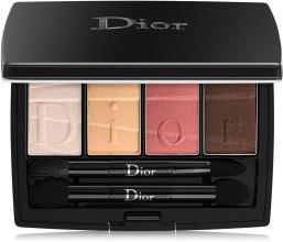 Духи, Парфюмерия, косметика Палитра теней для век - Dior Colour Gradation 4 Colours Eyeshadow Palette