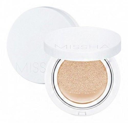 Тональное средство - Missha Cushion Moist Up SPF50+/PA+++