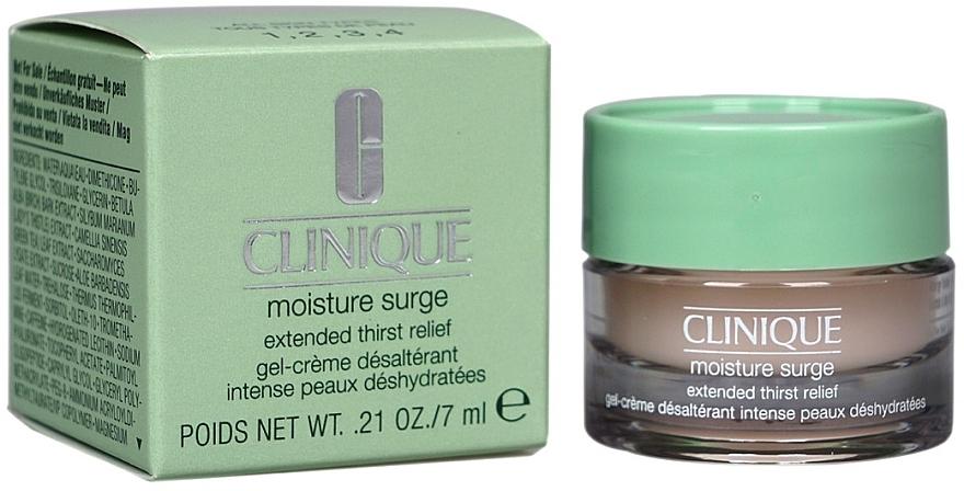 Гель-крем увлажняющий для всех типов кожи - Clinique Moisture Surge (мини)