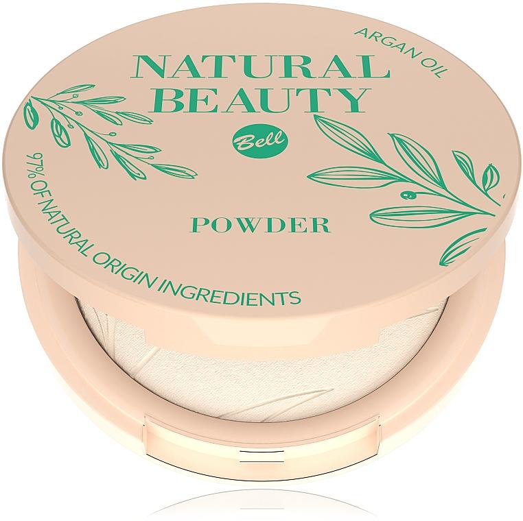 Компактная пудра для лица - Bell Natural Beauty Powder
