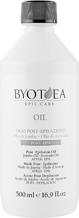 Масло после депиляции - Byothea Olio Post-Epilazione