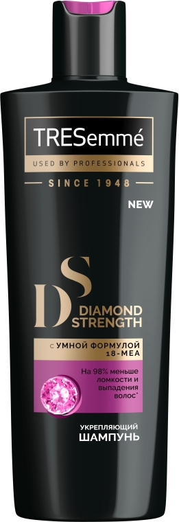"""Шампунь """"Укрепляющий"""" - Tresemme Diamond Strength"""