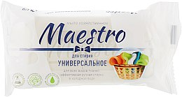 """Хозяйственное мыло для стирки универсальное - """"Мыловаренные традиции"""" Maestro — фото N1"""