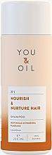 "Духи, Парфюмерия, косметика Шампунь для волос ""Питание и уход"" - You & Oil Nourish & Nurtere Hair Shampoo"
