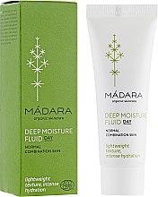 Духи, Парфюмерия, косметика Крем-флюид для глубокого увлажнения кожи лица - Madara Cosmetics EcoFace