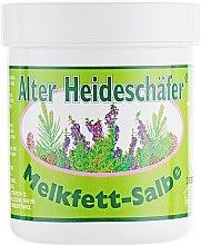 Духи, Парфюмерия, косметика Мазь с молочным жиром для сухой и раздраженной кожи - Alter Heideschafer
