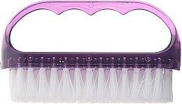 Духи, Парфюмерия, косметика Щетка косметическая для ногтей, 74752, фиолетовая - Top Choice
