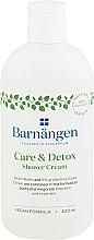 """Парфумерія, косметика Крем-гель для душу і ванн """"Догляд і детокс"""" - Barnangen Care & Detox Shower Cream"""