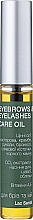 Духи, Парфюмерия, косметика Масло для ресниц и бровей - Lac Sante Nature Power Eyebrows Eyelashes Care Oil