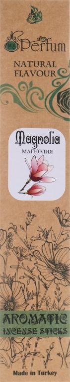 Аромапалочки с успокаивающим ароматом магнолии - MSPerfum