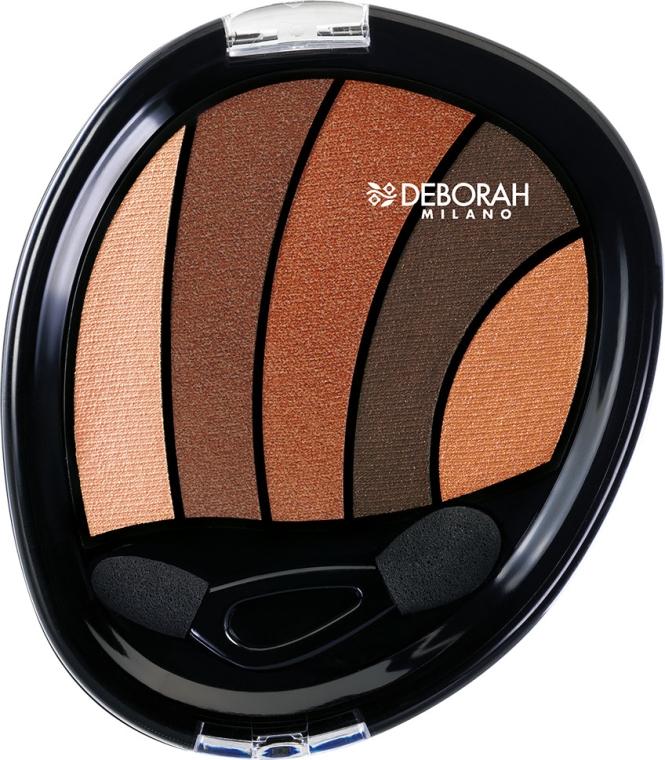 Тени для век - Deborah Perfect Smokey Eye Palette