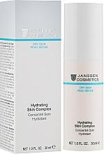 Суперзволожуючий концентрат з гіалуроновою кислотою - Janssen Cosmetics Hydrating Skin Complex — фото N2