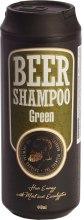 Духи, Парфюмерия, косметика Шампунь с мятой и эвкалиптом - The Chemical Barbers Beer Shampoo Green