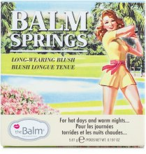 Румяна для лица - theBalm Balm Springs Long-Wearing Blush — фото N2