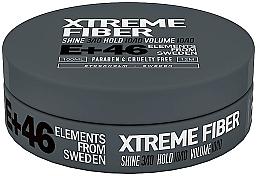 Духи, Парфюмерия, косметика Воск для укладки волос - E+46 Xtreme Fiber