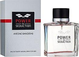 Духи, Парфюмерия, косметика Antonio Banderas Power of Seduction - Туалетная вода