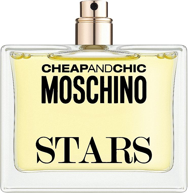 Moschino Stars - Парфюмированная вода (тестер без крышечки)