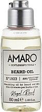 Духи, Парфюмерия, косметика Масло для бороды - FarmaVita Amaro Beard Oil