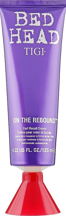 Tigi Bed Head On The Rebound Curl Recall Cream - Крем для формирования и подчеркивания локонов: купить по лучшей цене в Украине | Makeup.ua
