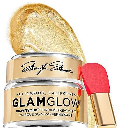 "Маска для лица ""Мерлин"" - Glamglow Gravitymud Marilyn Monroe Gravity Gold"