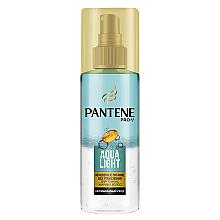 Духи, Парфюмерия, косметика Легкий Питательный Двухфазный Спрей - Pantene Pro-V Aqua Light Overnight Nourishing Spray
