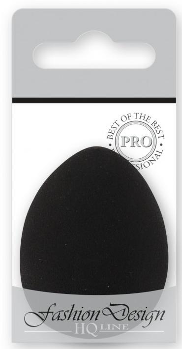 Спонж для макияжа, 36767, черный, - Top Choice Foundation Sponge Blender