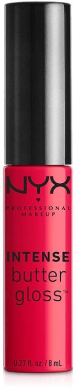 Блеск для губ - NYX Professional Makeup Intense Butter Gloss