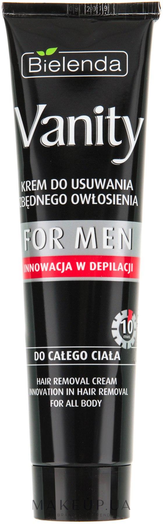 Депиляционный крем для мужчин