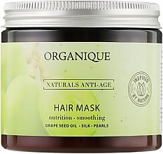 Духи, Парфюмерия, косметика Антивозрастная маска против выпадания волос - Organique Naturals Anti-Age Hair Mask