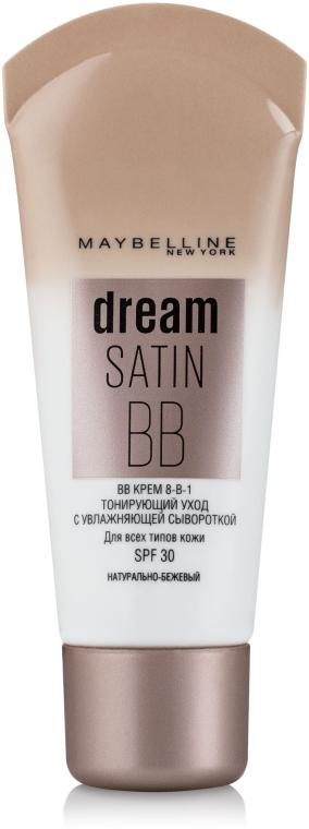 Тональный крем - Maybelline New York Dream Satin BB Cream 8 in 1