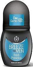 Духи, Парфюмерия, косметика Breeze Roll-On Deo Fresh Protection - Шариковый дезодорант