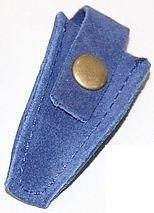 Духи, Парфюмерия, косметика Чехол для кусачек на кнопке, синий - Staleks