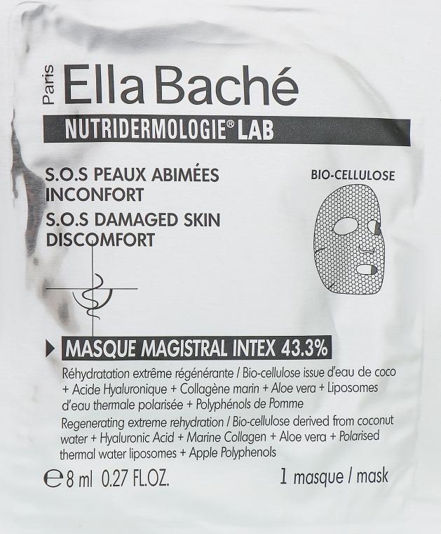 """Маска для лица """"Мажистраль Интекс. Интенсивная терапия"""" - Ella Bache Nutridermologie® Lab Face Masque Magistral Intex 43,3%"""
