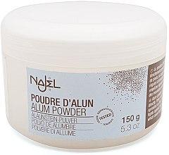Духи, Парфюмерия, косметика Натуральный дезодорант-пудра - Najel Alum Stone Natural Powder
