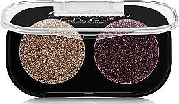 Глиттерные тени - DoDo Girl Glitter Eyeshadow — фото N2