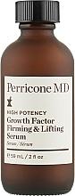 Духи, Парфюмерия, косметика Укрепляющая лифтинг сыворотка - Perricone MD High Potency Growth Factor Firming & Lifting Serum