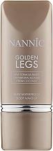 """Духи, Парфюмерия, косметика Водостойкий тональный крем для тела """"Золотые ноги и тело"""" - Nannic Supersunic Golden Legs & Body"""