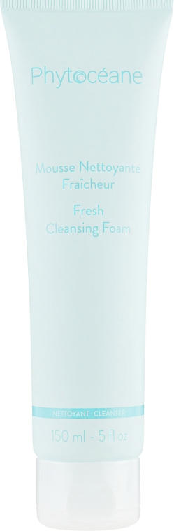 Очищающий мусс - Phytoceane Mousse Nettoyante Fresh Cleansing Foam