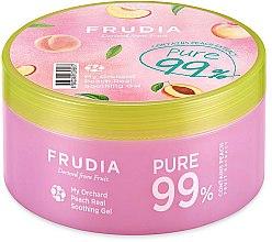 Духи, Парфюмерия, косметика Универсальный гель для лица и тела с персиком - Frudia My Orchard Peach Real Soothing Gel
