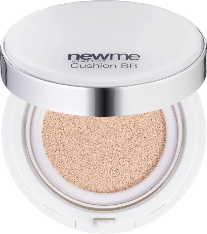 Тональный ВВ-Крем - NewMe Cosmetics Moisture Cushion BB