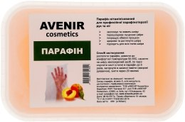 "Парафин ""Персик"" - Avenir Cosmetics — фото N3"