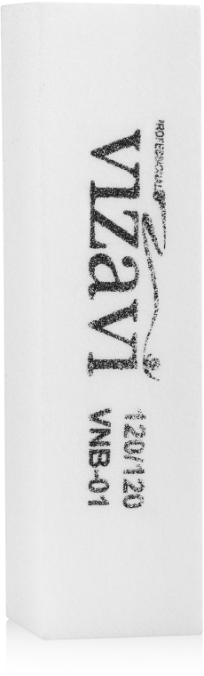 Баф белый 120х120 - Vizavi Professional