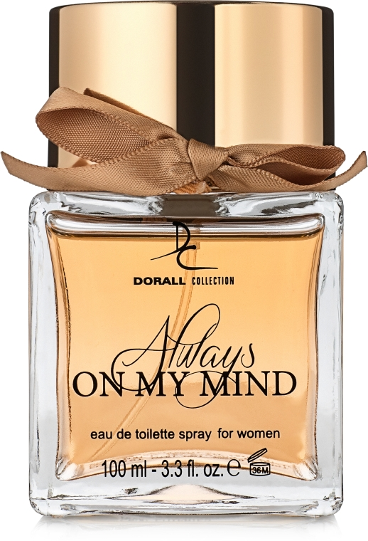 Dorall Collection Always On My Mind - Туалетная вода