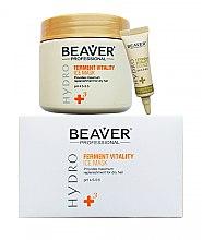 Духи, Парфюмерия, косметика Набор на основе активных ферментов - Beaver Professional Hydro (mask/500ml + mask/6*10ml)