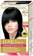 Духи, Парфюмерия, косметика Стойкая краска для волос - Miss Magic Luxe Colors Permanent Hair Colour