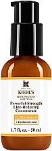 Духи, Парфюмерия, косметика Концентрат против морщин с 12,5% витамина С - Kiehl`s Powerful-Strength Line-Reducing Concentrate