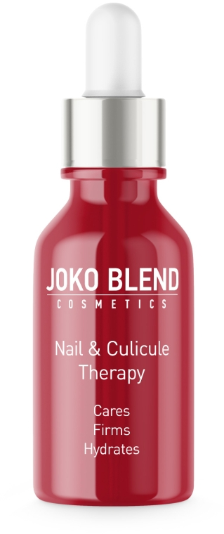 Масло для ногтей и кутикулы - Joko Blend Nail & Cuticule Therapy — фото N1